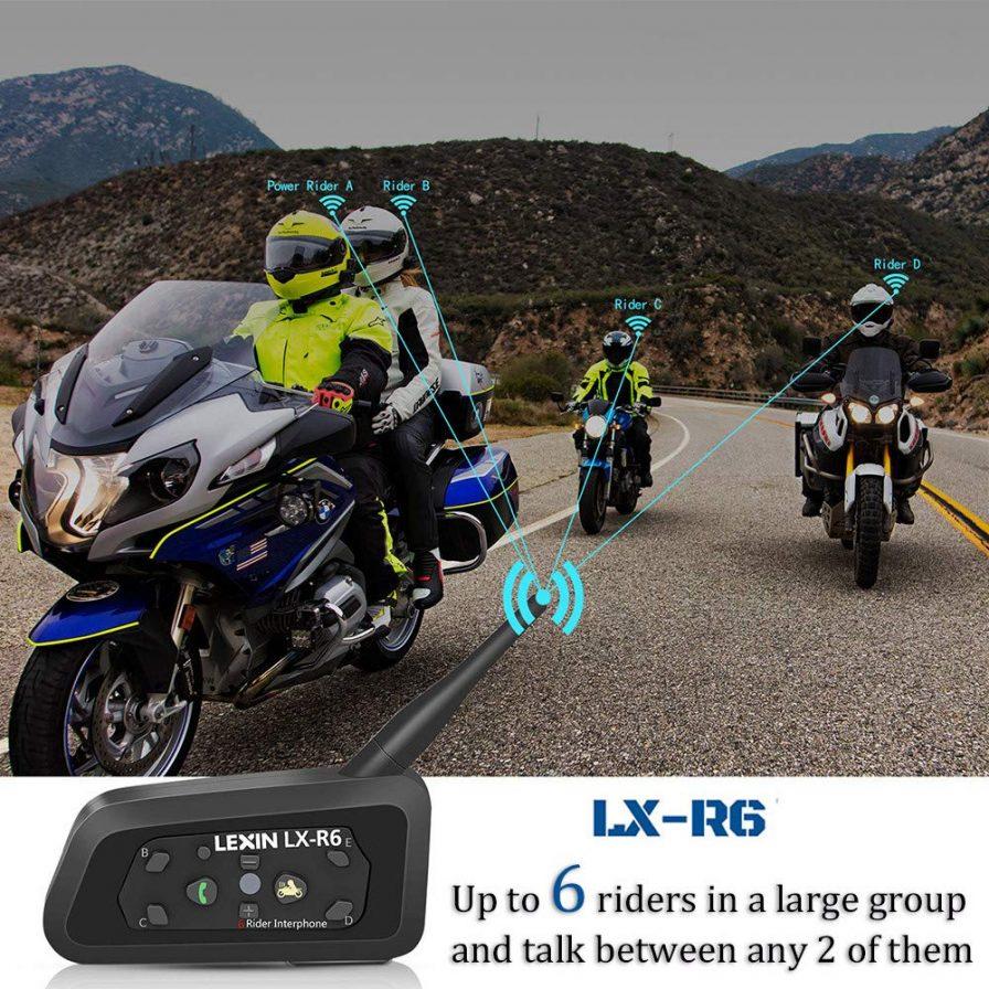 comprar Lexin LX-R6