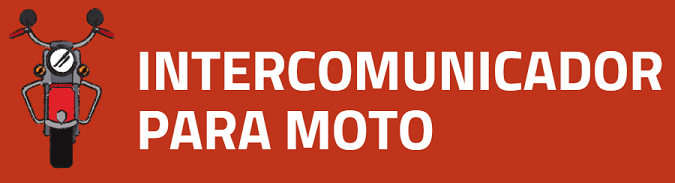 intercomunicador moto