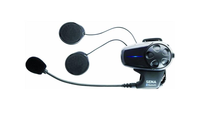 como usar el intercomunicador Sena SMH10
